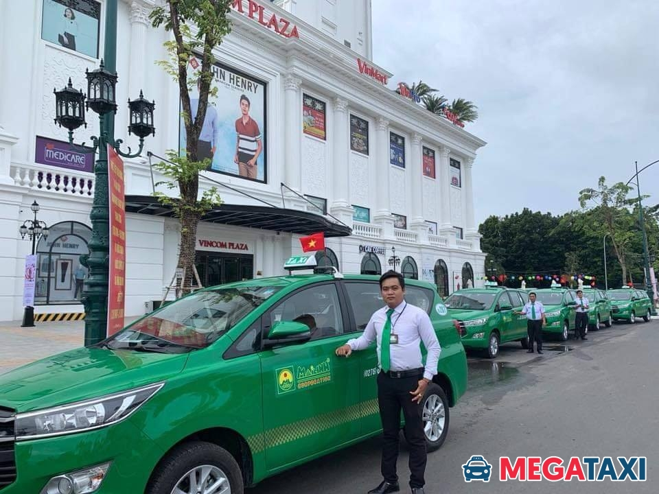 Taxi Mai Linh Long An